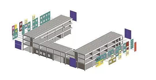 装配式建筑的4大特点,与传统现浇混凝土结构相比差异